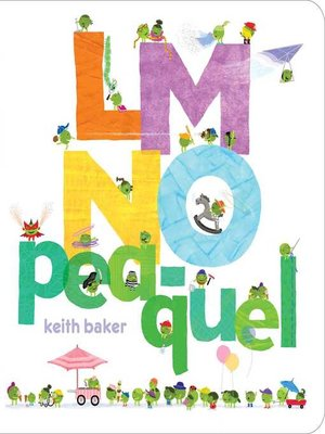 cover image of LMNO Pea-quel